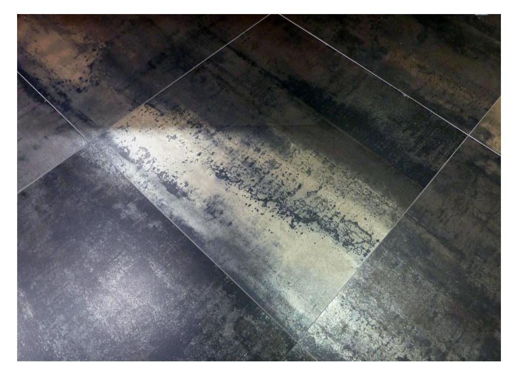 Carrelage en ligne faiences cuisine sanitaire toulouse paris - Carrelage aspect metal ...