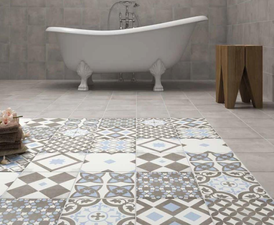 carrelage ciment great ecoceramic carrelage sol interieur ciment et d cor. Black Bedroom Furniture Sets. Home Design Ideas