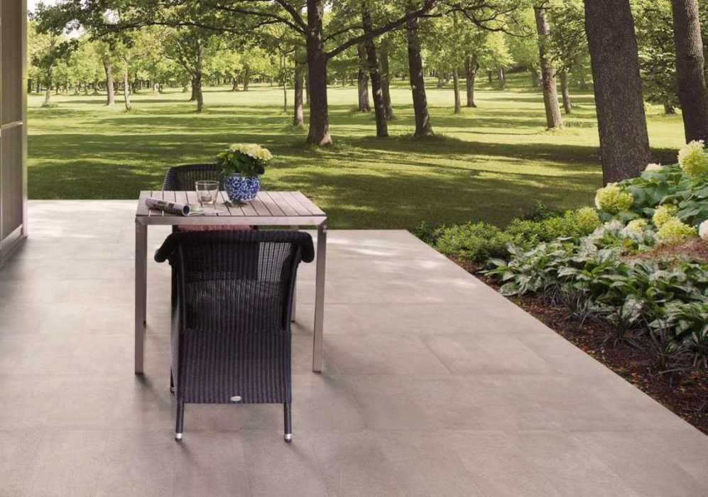Carrelage terrasse 60x60 Carnaby Tan R11 Supergres