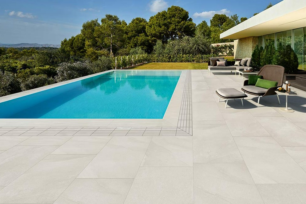 Carrelage 61x61 Materia Blanco 2.0 Eco Ceramic